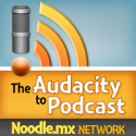 audacity to podcast