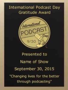 ipd gratitude award
